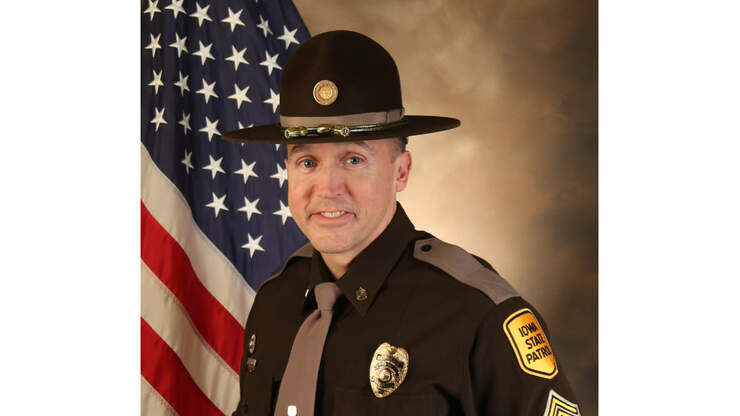 Iowa State Patrol Trooper Jim Smith killed in standoff