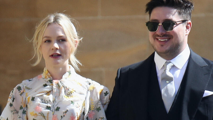 Marcus Mumford Crashes Wife Carey Mulligan's 'SNL' Monologue: Watch