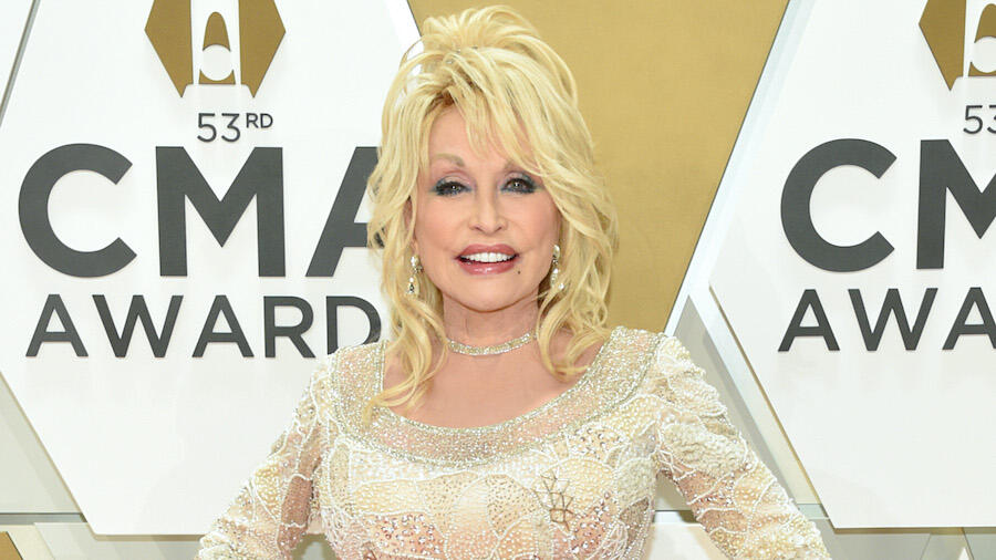 Dolly Parton's Ice Cream Flavor Is Being Sold On eBay For $1,000