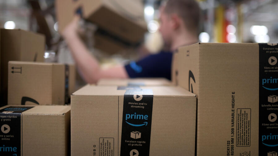 New Amazon Centers Will Bring Hundreds Of Jobs To Charlotte