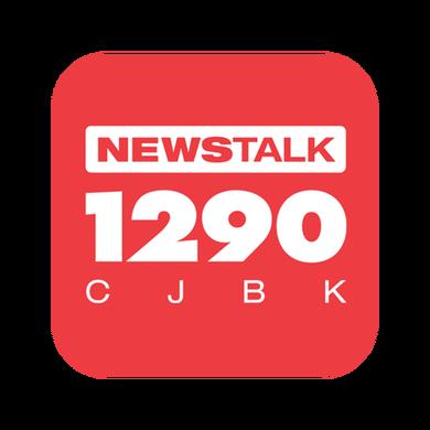 NewsTalk 1290 CJBK logo