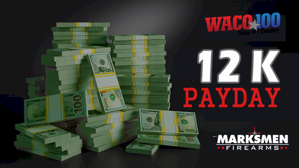 Listen to Win $1,000! Brought to you by Marksmen Firearms
