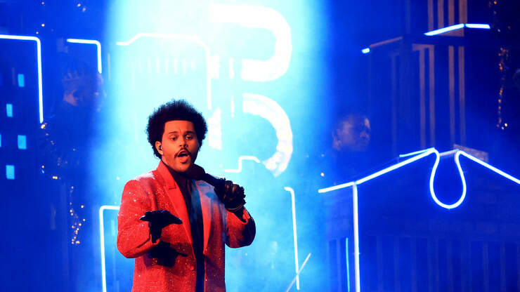 The Weeknd Takes Home Songwriter Of The Year At ASCAP Pop Music Awards