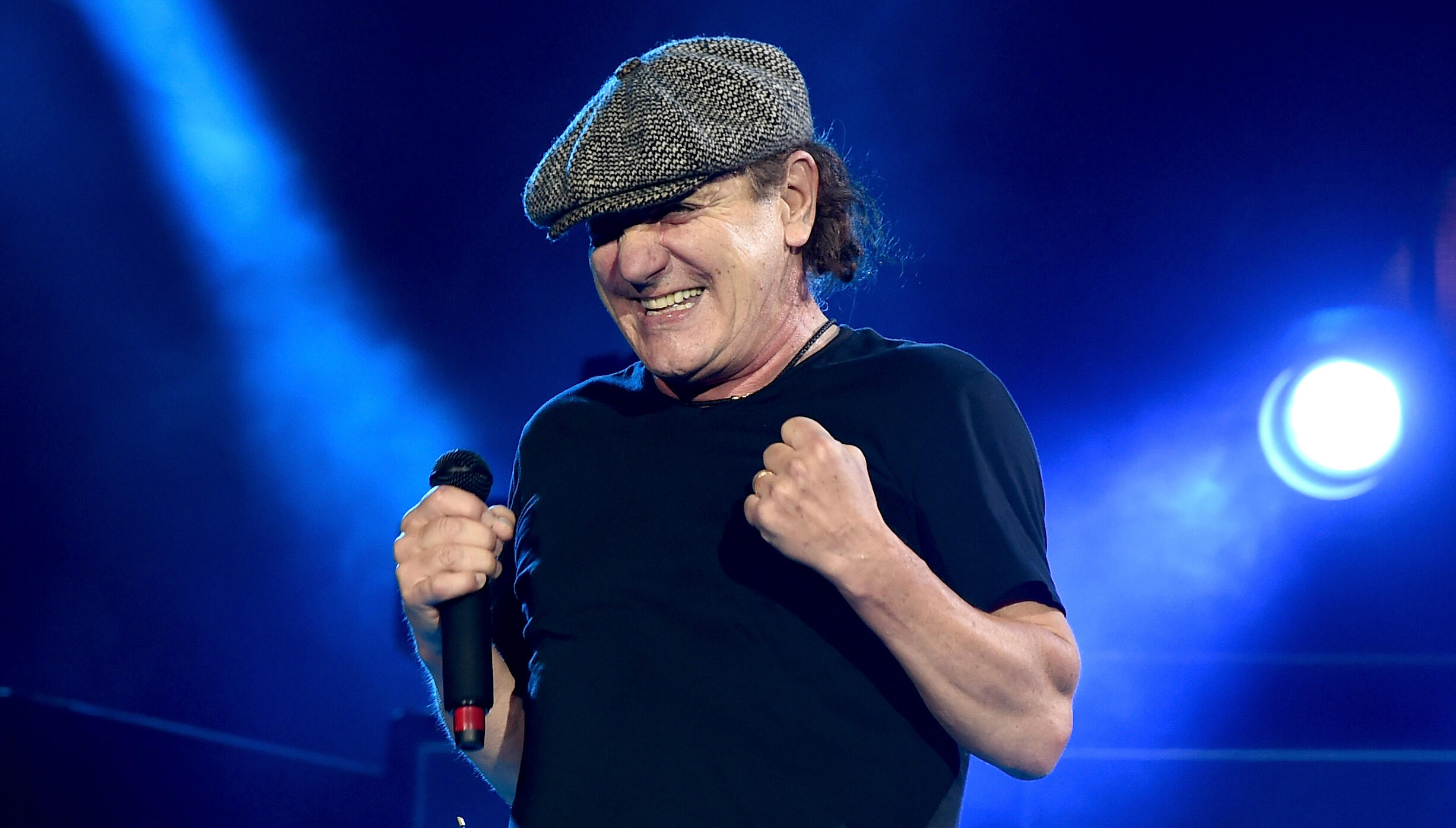 AC/DC's Brian Johnson Announces 'The Lives Of Brian' Memoir Due This Fall