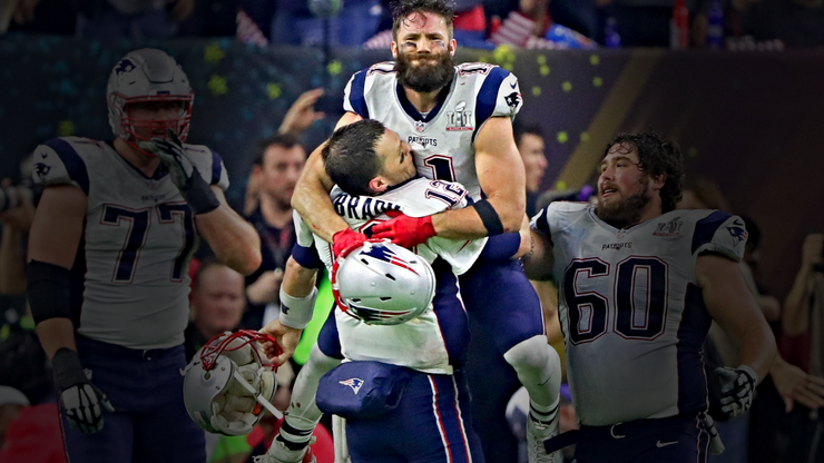 Here is What Tom Brady Said About Julian Edelman's Retirement