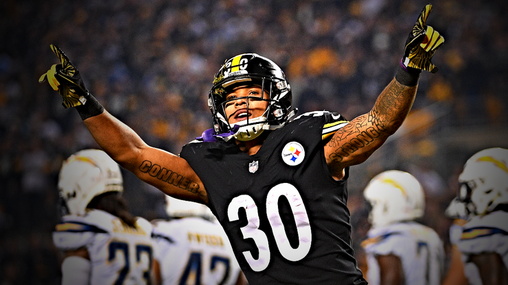 James Conner Makes His Free Agency Decision