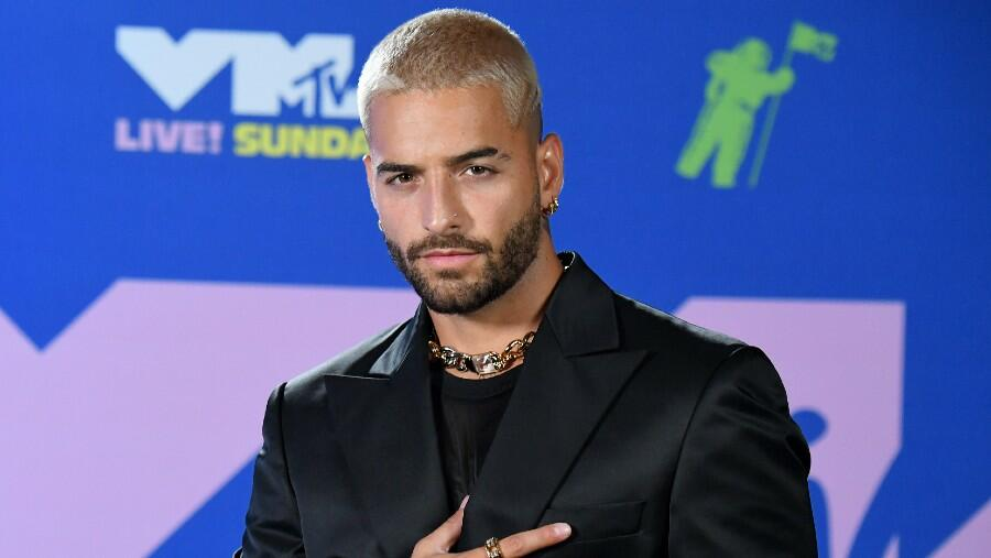 Maluma Partners With Balmain For New Capsule Collection
