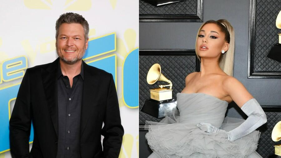 Why Blake Shelton Is 'Excited' For Ariana Grande To Join 'The Voice'