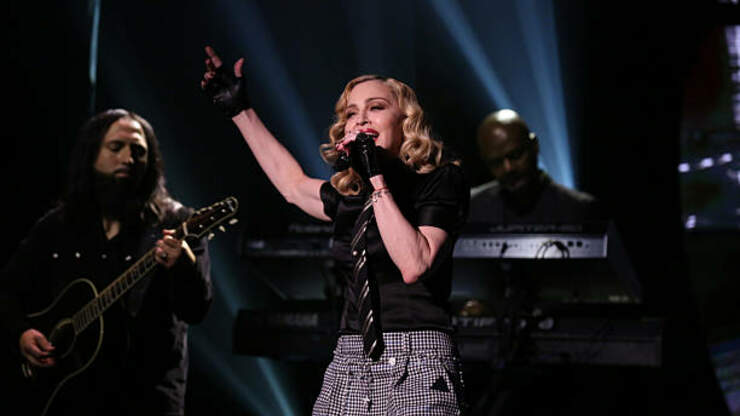 Madonna Got A Deal On The Weeknd's Hidden Hills Mansion!