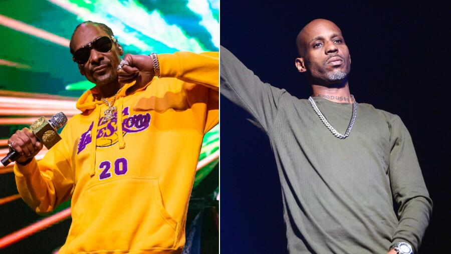 Snoop Dogg Explains How Meeting DMX Inspired The Late Rapper's First Hit