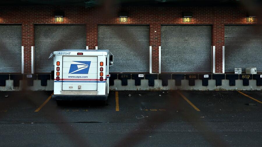 Hefty Reward Being Offered For Info About Stolen Las Vegas USPS Truck