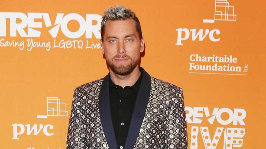 Lance Bass Says 'Bye To Basic' With Hard Seltzer Team-Up, Hotline