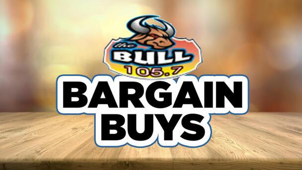 The Bull's Bargain Buys