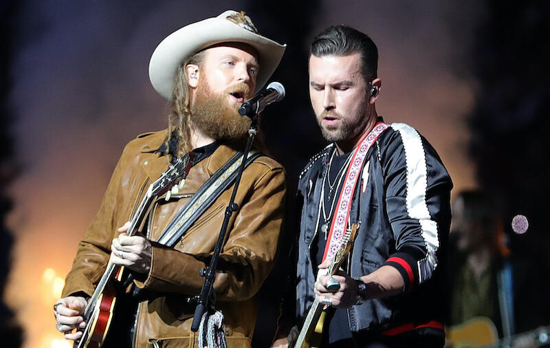 Brothers Osborne's New Song 'Younger Me' Is A Love Letter To The Past