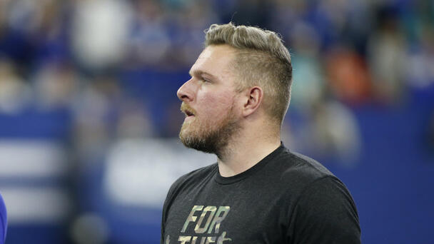 WWE Fans Can't Get Enough Of Pat McAfee's Commentary After 'Hell In A Cell'