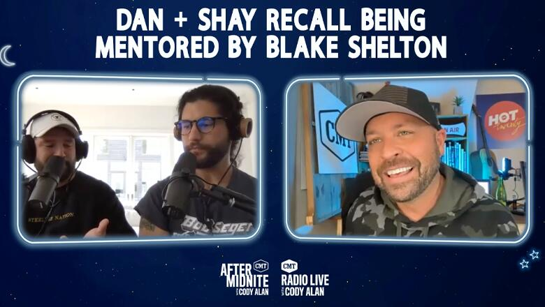 What Did Dan + Shay Learn From Blake Shelton?