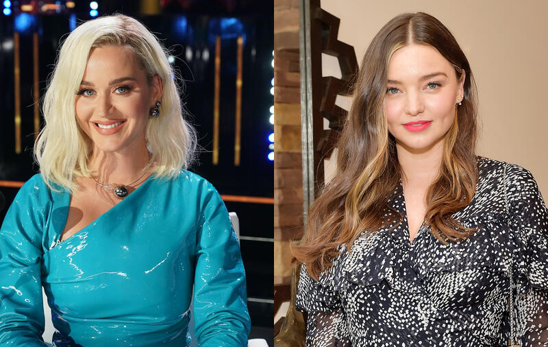 Katy Perry & Miranda Kerr Discuss Motherhood & Their 'Close' Friendship