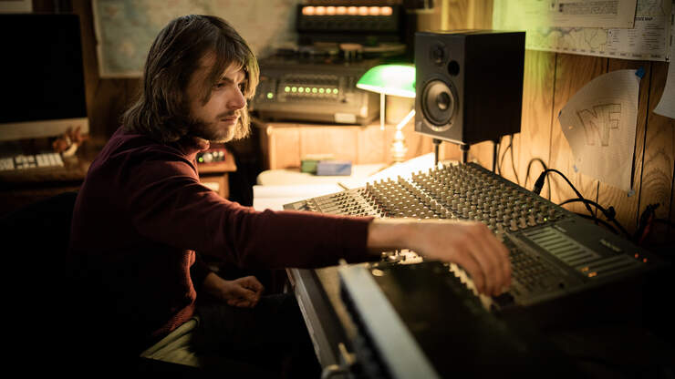 Neal Francis On Making Analog Sounds In A Digital World