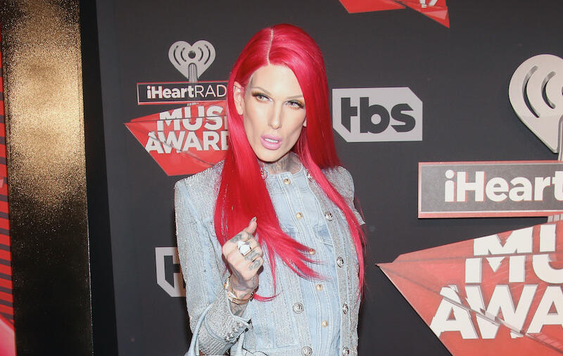 Jeffree Star Hospitalized After 'Severe Car Accident'