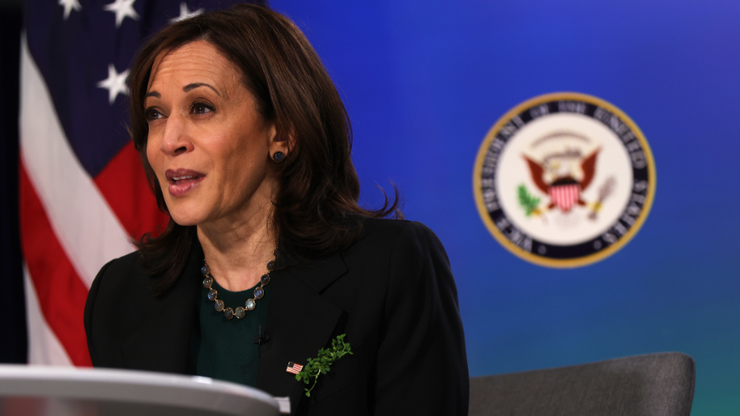 Oddsmakers List Kamala Harris As Early Favorite For 2024 Election