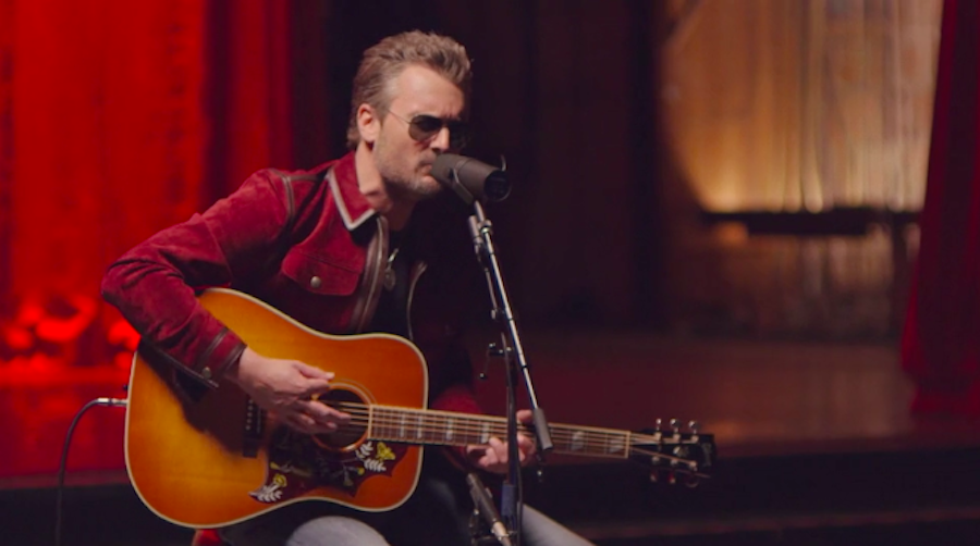 Eric Church Surprises Fans With Tickets to His Upcoming 'Gather Again' Tour