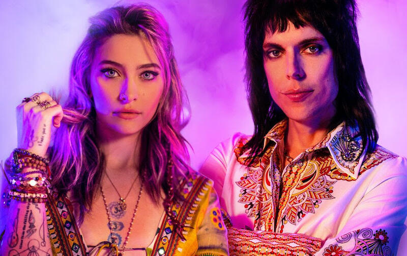 The Struts Join Forces With Paris Jackson For New Duet 'Low Key In Love'