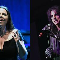 Evanescence Announces Livestream Concert Hosted By Alice Cooper