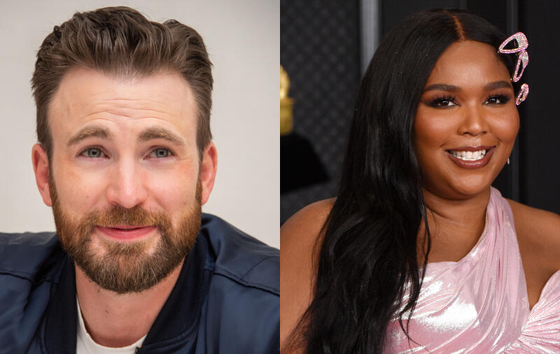 Chris Evans' Flirty Response To Lizzo's Drunk DM Is Driving Her Wild