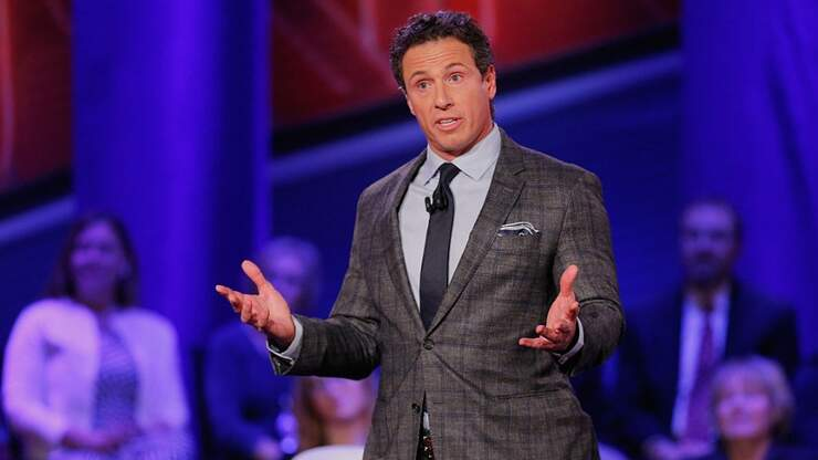 Chris Cuomo Says Police Reform Won't Happen Until White Kids Are Killed