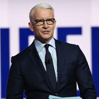Anderson Cooper Admits He's 'Kind Of Nervous' To Host 'Jeopardy!'