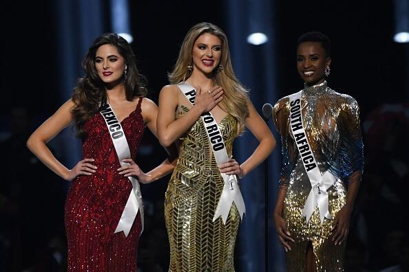 Miss Puerto Rico revivió a Walter Mercado para su Traje Típico