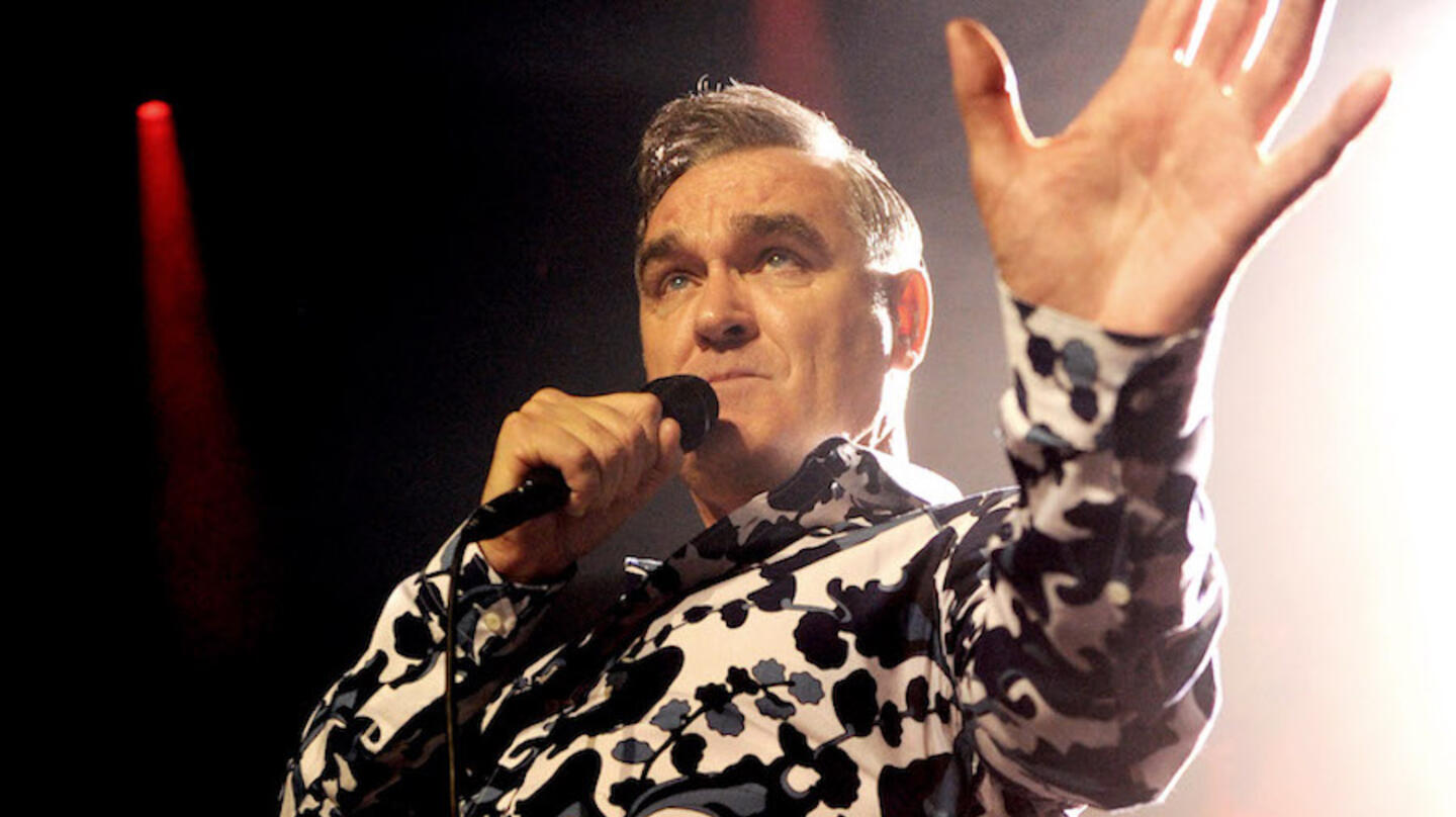 Morrissey Slams 'The Simpsons' For Portraying Him As An Overweight Racist