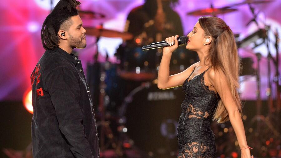 The Weeknd & Ariana Grande Tease 'Save Your Tears' Remix