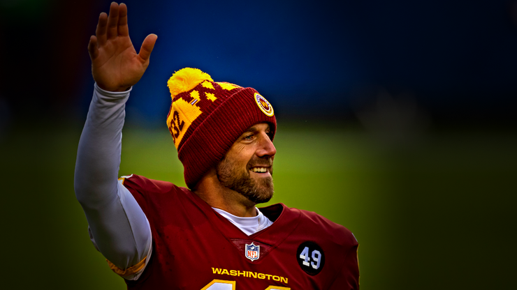 How the NFL Should Honor Alex Smith in the Wake of His Retirement