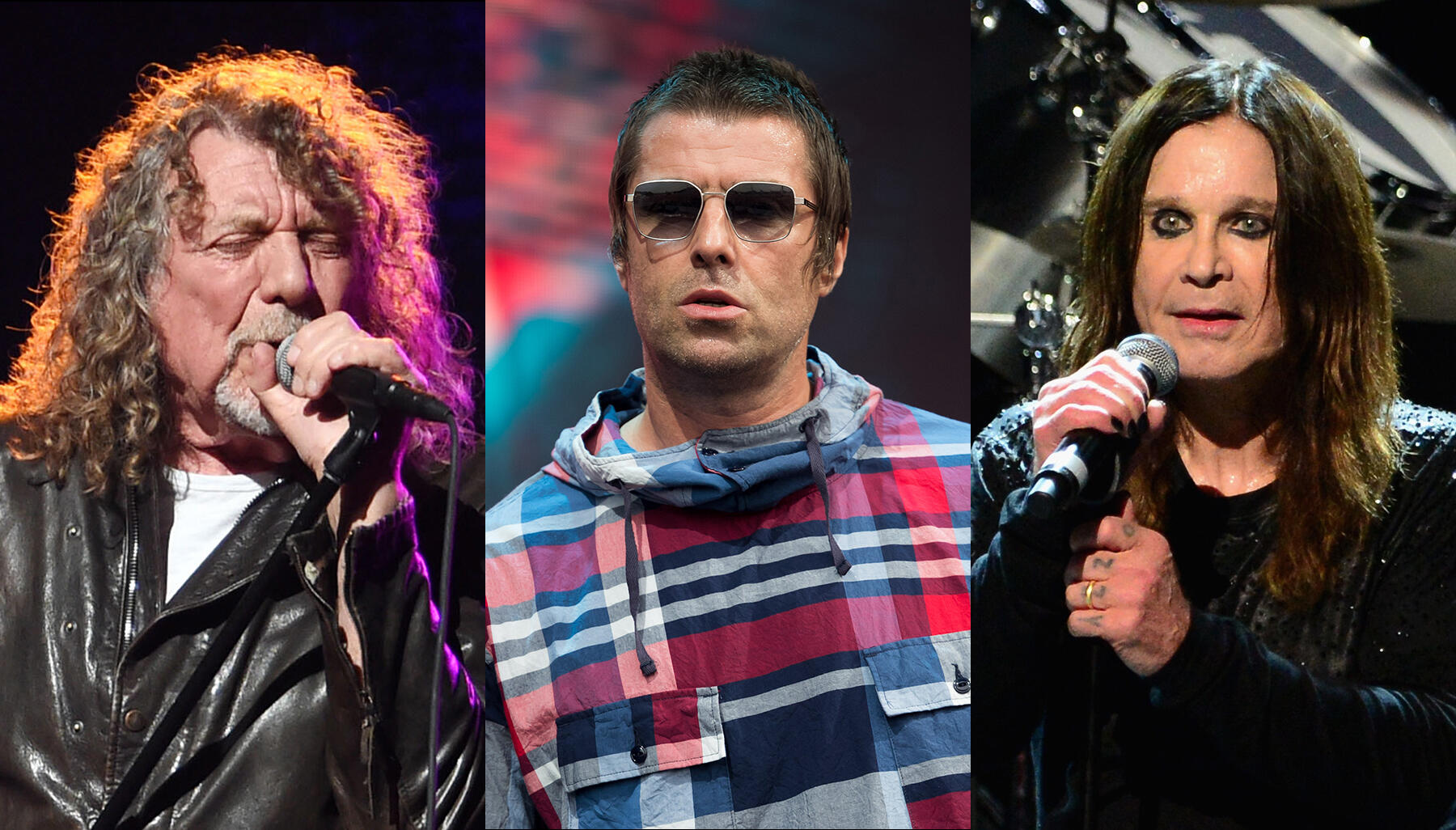 Robert Plant, Black Sabbath, Oasis Appear In New 'Rockfield' Documentary