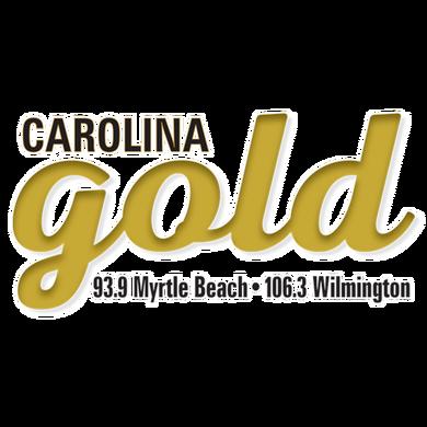 Carolina Gold 93.9 & 106.3 logo