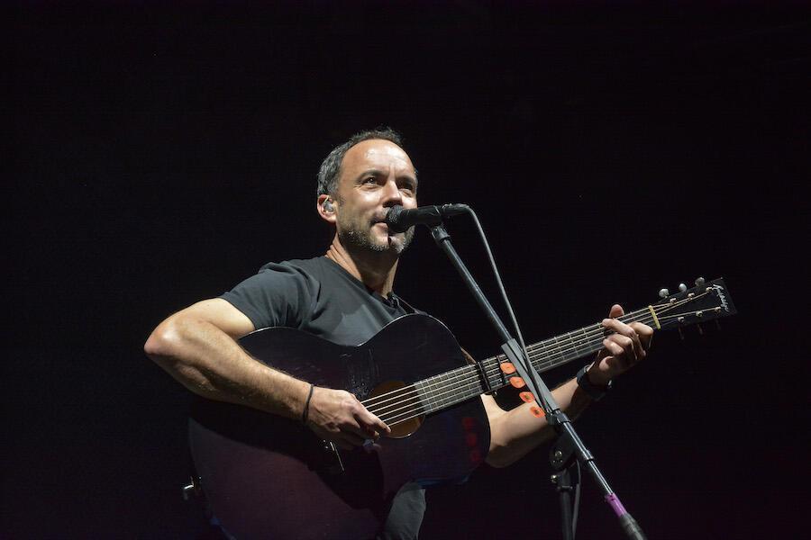 Dave Matthews Band Announces Rescheduled 2021 Tour Dates