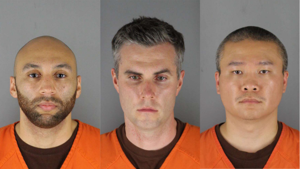 Cops Charged In Floyd Murder Want Separate Federal Trial From Derek Chauvin
