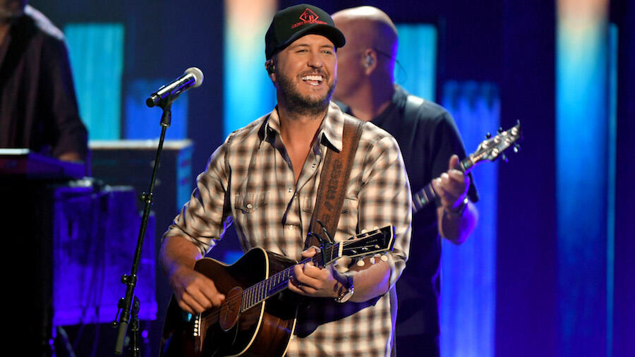 Luke Bryan Announces New 2021 Dates For 'Proud To Be Right Here Tour'