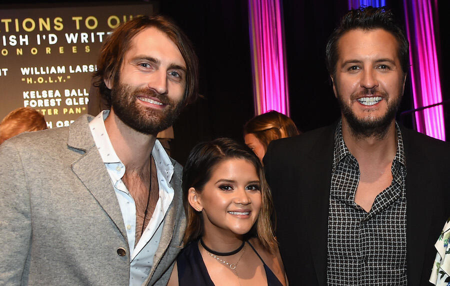 Maren Morris Reacts To Article Mistaking Luke Bryan As Her Son's Father