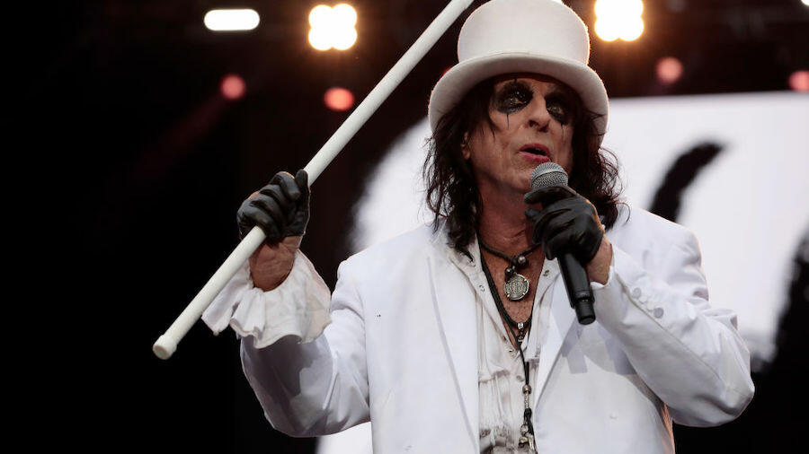 Alice Cooper Calls Himself 'Walking Antibody' After Recovering From COVID