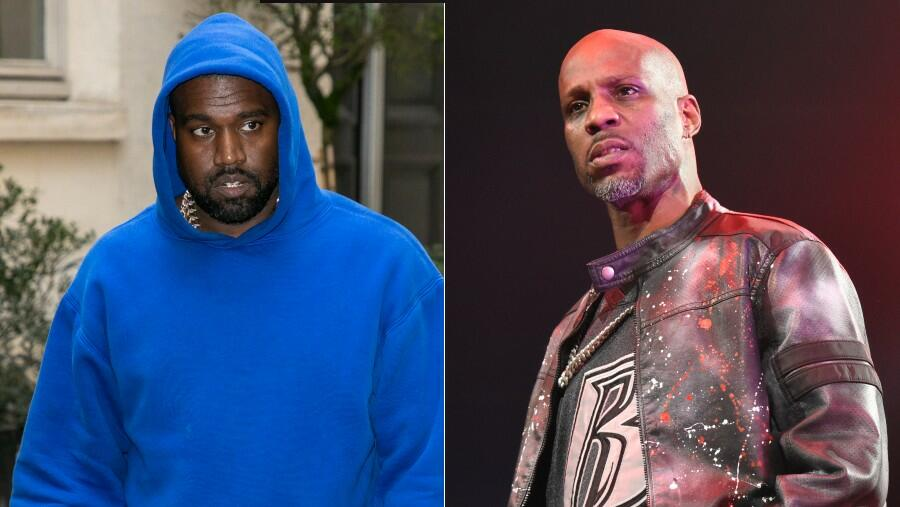 Kanye West Helps Raise $1 Million For DMX's Family With Tribute T-Shirt