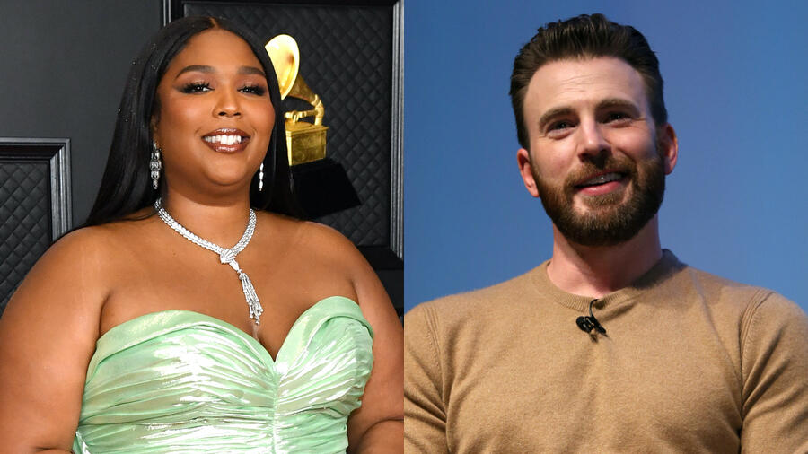 Lizzo Shares More Steamy DMs With Chris Evans, And It's The Hottest Thing