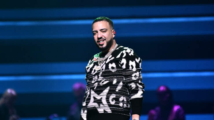 "French Montana Joins Mooski On The ""Track Star"" Remix"