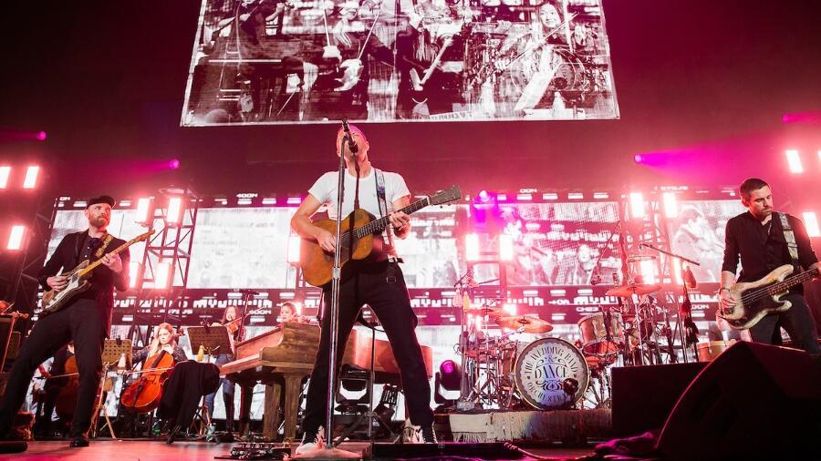 Coldplay Debuting 'Higher Power' On 'Idol' & Chris Martin To Mentor Singers