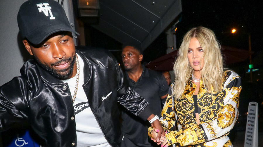 Tristan Thompson Accused Of Cheating on Khloe Kardashian ...