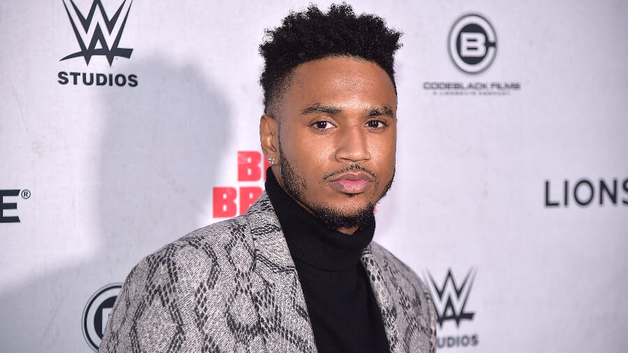 Trey Songz Won't Face Charges In Alleged Police Altercation At NFL Game