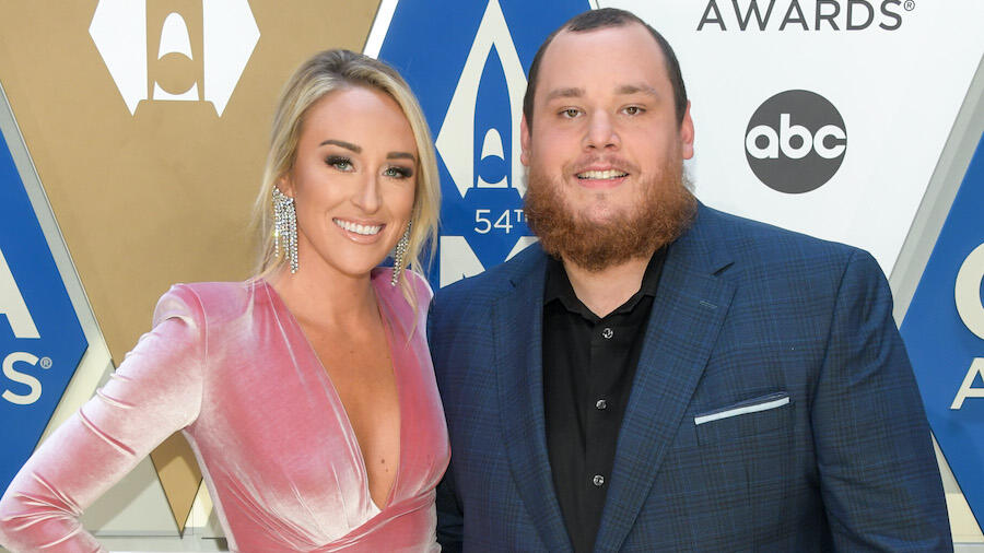 Luke Combs Shares Footage From His Wedding In 'Forever After All' Video