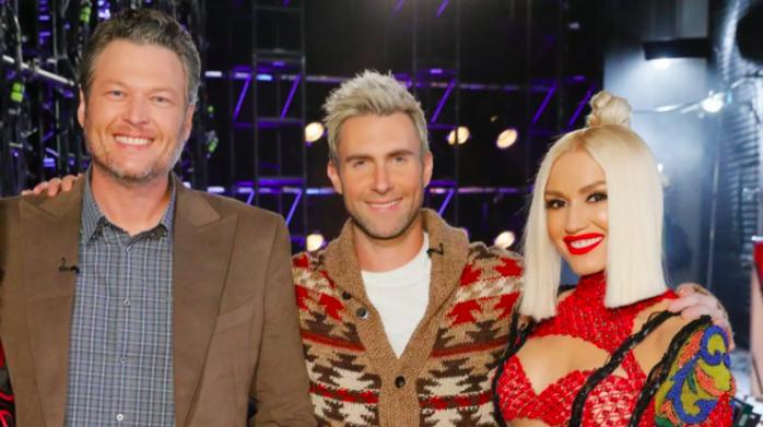 Adam Levine Jokes About Not Wanting Blake Shelton & Gwen Stefani To Marry