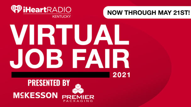 iHeartRadio Virtual Job Fair presented by McKesson and Premiere Packaging!